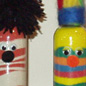 Finished Sand Art Bottle Designs, please click to enlarge