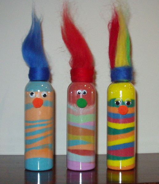 Fun And Funky Sand Art Bottles Suppliers Of Sand Bottles