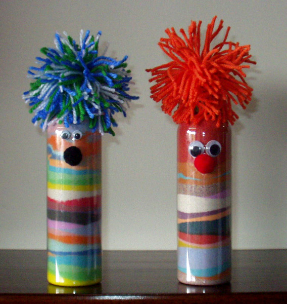 Fun And Funky Sand Art Bottles Suppliers Of Sand Bottles Kids